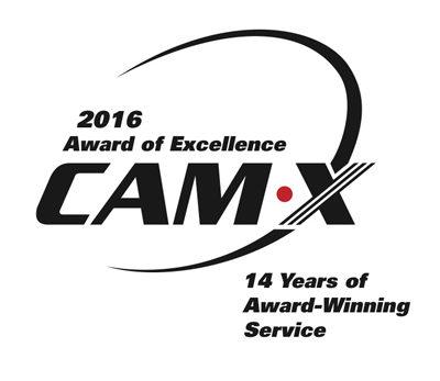 CAMX 2016 Award